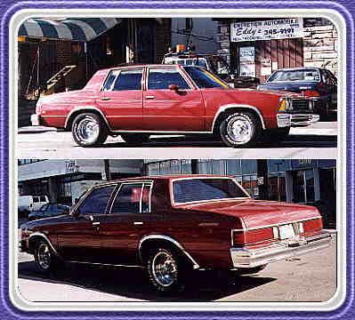 1981 malibu 4 door
